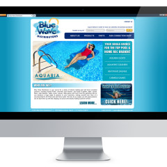 Blue Wave Distributors Website