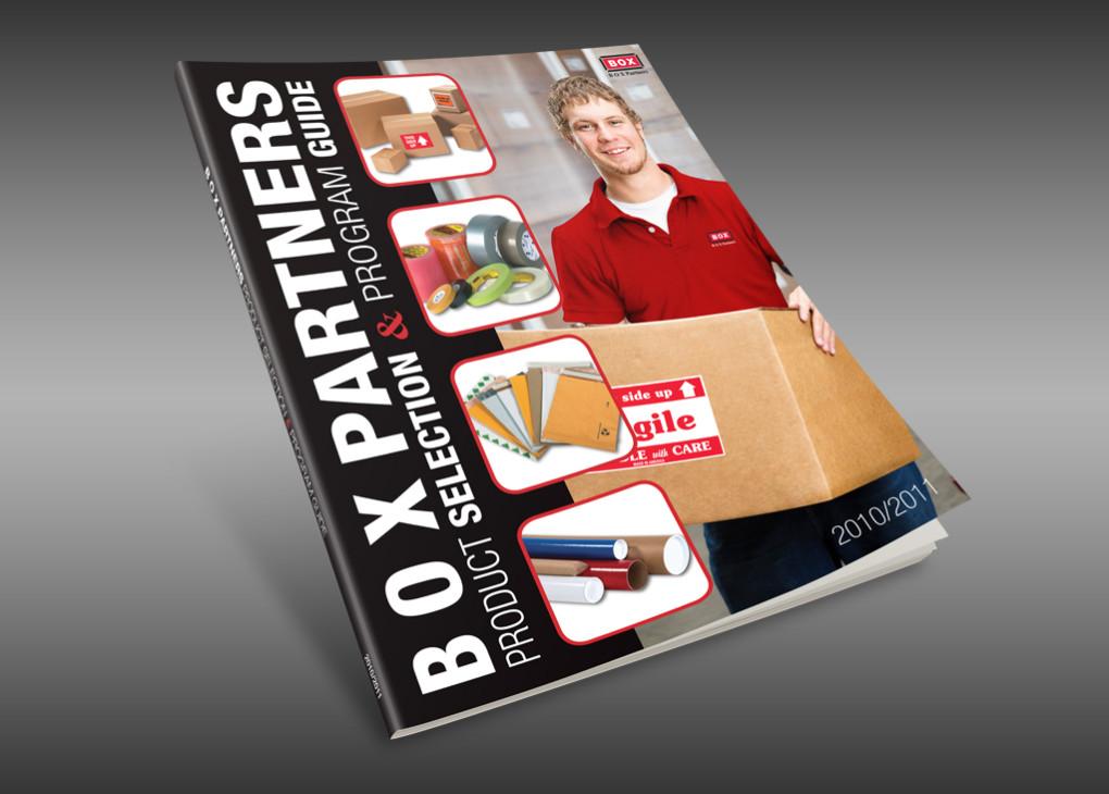 B O X Partners Brochure - Cover