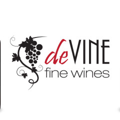 DeVine Fine Wines Logo & Labels