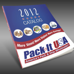 Pack-It USA Catalog Cover