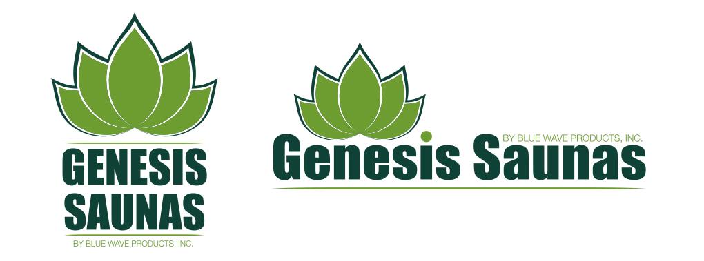 Genesis Sauna Logo