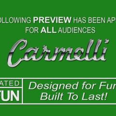 Carmelli Games Video