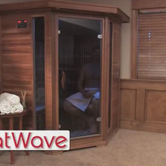 HeatWave Sauna Video
