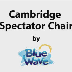 Cambridge Spectator Chair Video