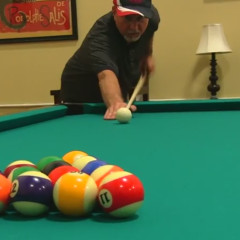 Slate Pool Table Video