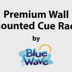 Wall Cue Rack Video