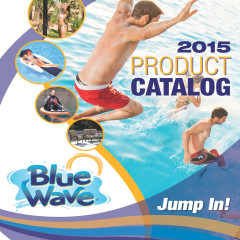 Blue Wave Products 2015 Catalog